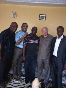 KLN pastors africa